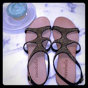 Coco belle flat sandals